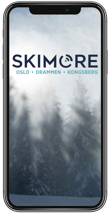 Skimore App on your phone